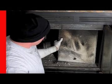 How to install prefab fireplace panels